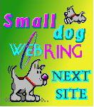 Next smalldog Ring